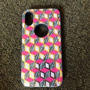 Cell phone case for iPhone X or Xs